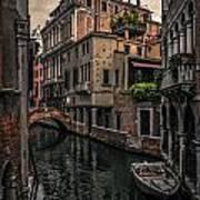 Venice Canal 8 Art Print