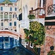 Venice- Italy Art Print