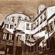 Venice Old 1 Art Print