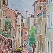 Venice Summer Art Print