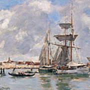 Venice. The Grand Canal Art Print