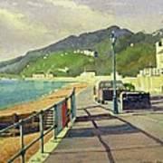Ventnor, Isle Of Wight Art Print