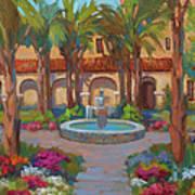 Ventura Mission Art Print