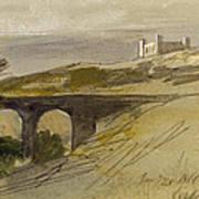 Verdala Malta Art Print