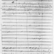 Verdi Rigoletto, 1850 Art Print