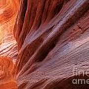 Vermilion Canyon Walls Art Print