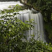 Vermillion River Falls 2 A Art Print