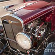 Very Cool Vintage 1930 Chrysler Hot Rod  Art Print