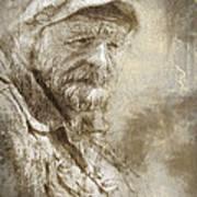 Veteran Art Print
