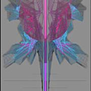 Vibrant Expressions II Art Print