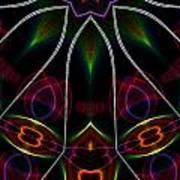 Vibrational Tendencies Art Print