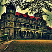 Viceregal Lodge Shimla Art Print