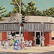 Vic's Ice Cream No. 3 Art Print
