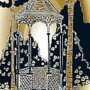 Victorian Gazebo 79 II Art Print