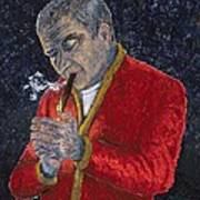 Victory Cigar Art Print