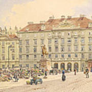 Vienna 1913 Art Print