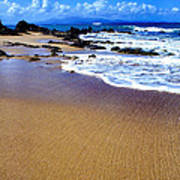 Vieques Beach Art Print by Thomas R Fletcher