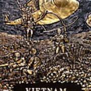 Vietnam 1961-1975 Art Print