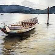 Vietnam Waters Art Print