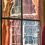 View From Another Window Art Print