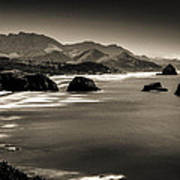 View From Ecola Art Print