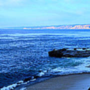 View From La Jolla Art Print