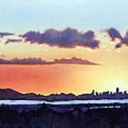 View From My Window Art Print