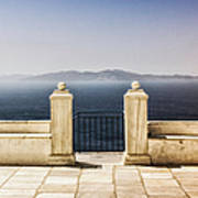 View From Tinos Art Print