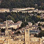View Of Bath England Art Print