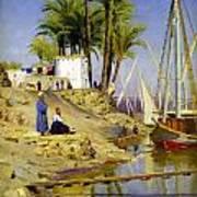 View Of Cairo Art Print
