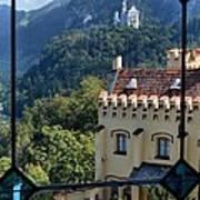 View Of Castles Art Print