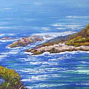 View Of Eden Australia Art Print