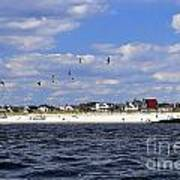 View Of Point Lookout Art Print