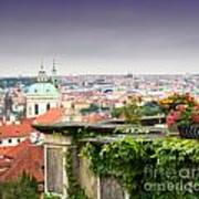 View Of Prague Art Print