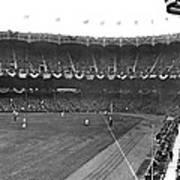 View Of Yankee Stadium Art Print