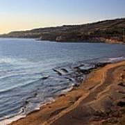 View On Portuguese Bend Art Print