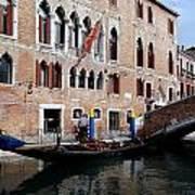 Views Of Venice Art Print