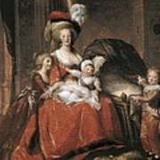 Vigee-lebrun, Elisabeth 1755-1842 Art Print by Everett