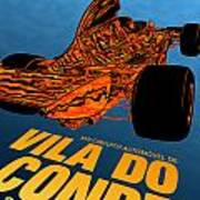 Vila Do Conde Portugal 1972 Grand Prix Art Print