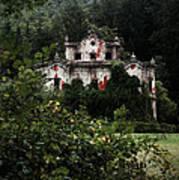 Villa De Vecchi Art Print