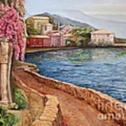 Villa Verenna Art Print