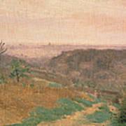 Ville Davray, Hauts-de-seine Art Print