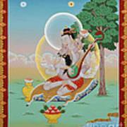 Vinapa Mahasiddha Art Print
