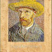 Vincent Van Gogh 1 Art Print
