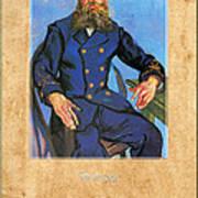 Vincent Van Gogh 7 Art Print