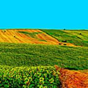 Vincent Van Gogh's Inspiration Art Print
