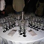 Vineyards In Va - 121269 Print by DC Photographer