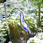 Vinsanchi Glass Art-3 Art Print