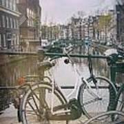 Vintage Amsterdam Art Print