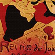 Vintage Art Poster Advertisement Entertainment Toulouse Lautrec 1892 Art Print